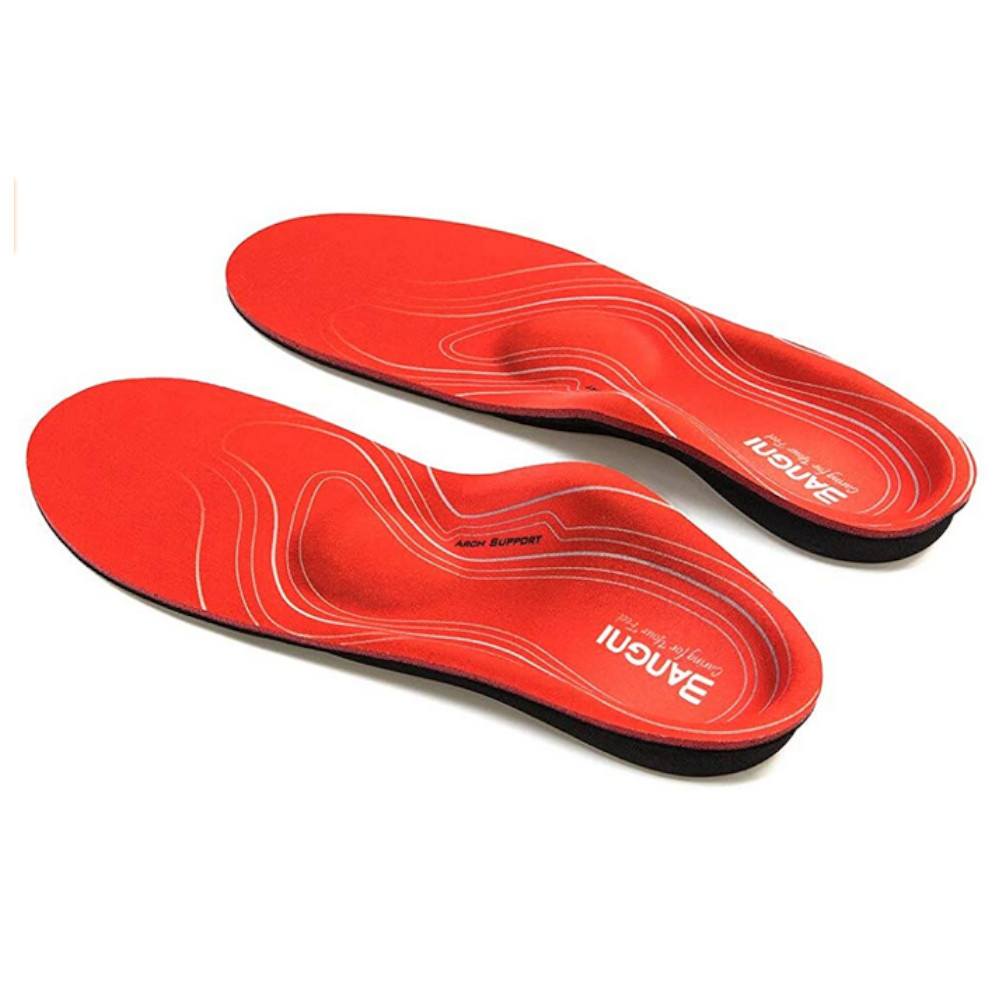 Orthotic Insole High Arch Foot Support Medical Functional Insoles