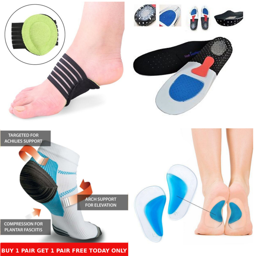 Full Plantar Fascistis Pain Relief Pack